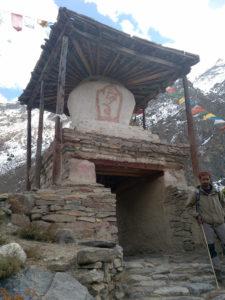 Halji Village Stuppa