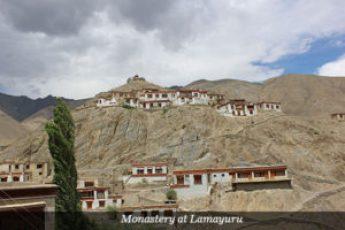 Monastery at Lamayuru