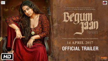 Begum Jaan, Movie