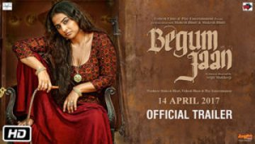 Begum Jaan, Movie