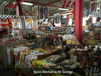Spice Market in St. George