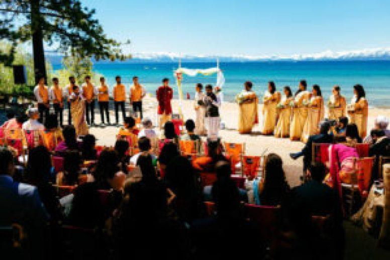 Wedding of Neha Mathew and Shalin Shah