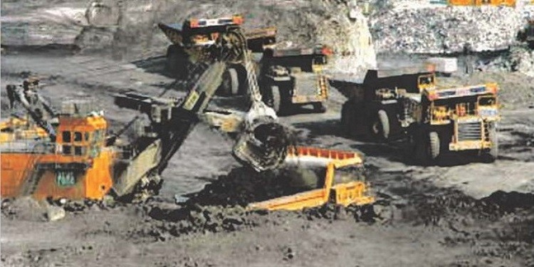 Coal Mining – Freed, At Last..!