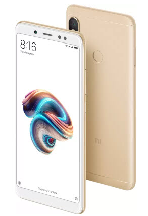 [First Sale 22Nd Feb] Redmi Note 5 Pro 4 GB RAM & 64 GB At Rs. 13999 @ Flipkart