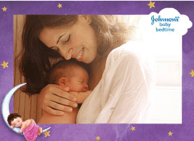 Johnson's Baby Free Gift Hamper