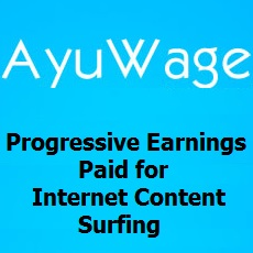 Ayuwage Earn Money Online at Home Free Paid To Click PTC