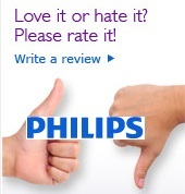 Philips Products Review Rewards