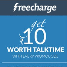 FreeCharge Free Mobile Recharge