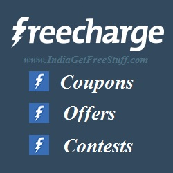 Freecharge Coupons Promo Codes