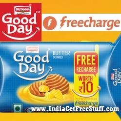 Freecharge Good Day Offer