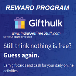 GiftHulk Free Rewards Program Free Gift Cards Paypal Money