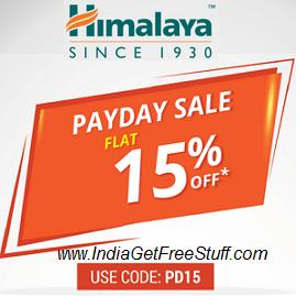 Himalaya Store Payday Sale