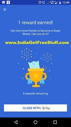 Google Files Go Rewards Offer App Get Free 10 Scratch Cards on