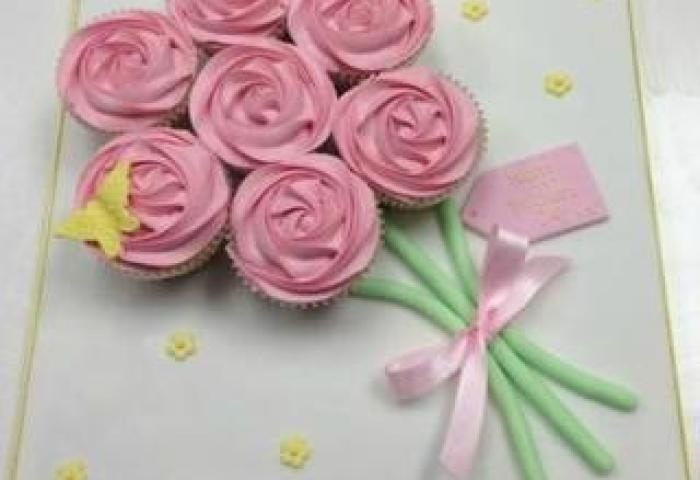 Cupcake Bouquet Home Delivery Indiagift