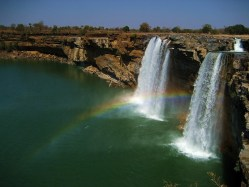 Image result for Chitrakoot Waterfalls