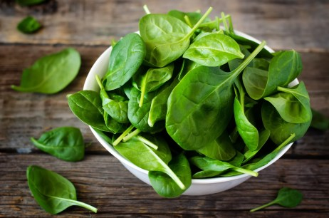 Image result for images of spinach and good eyes