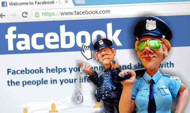 facebook account ki report kaise kare