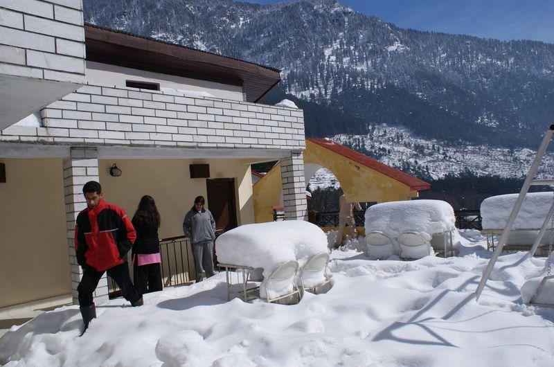 Snow In Manali In Winter India Travel Forum Indiamike Com