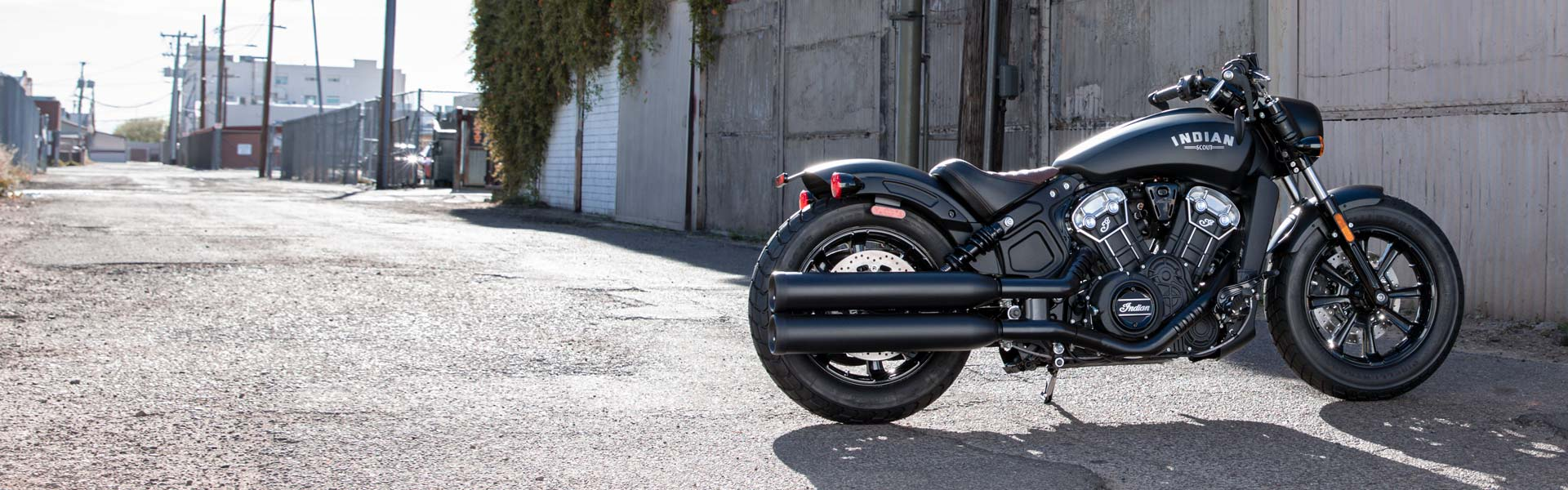scout bobber freedom motorcycles