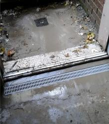 Grated Drainage Pipe