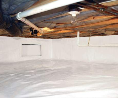 Encapsulated Crawl Space – Knowing the Benefits