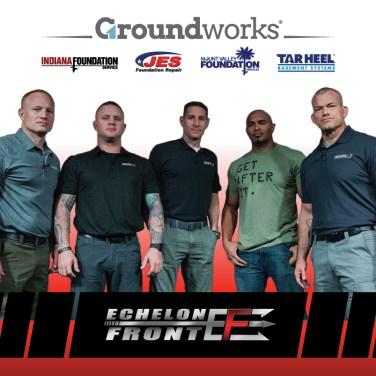 Groundworks & Echelon Front