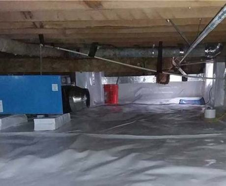 Discover the Best Solutions for a Leaking Crawl Space