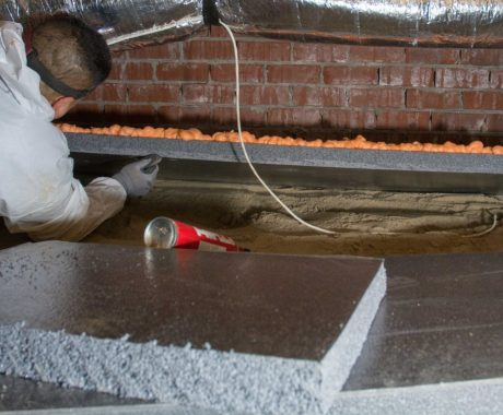 How to Install Crawl Space Insulation