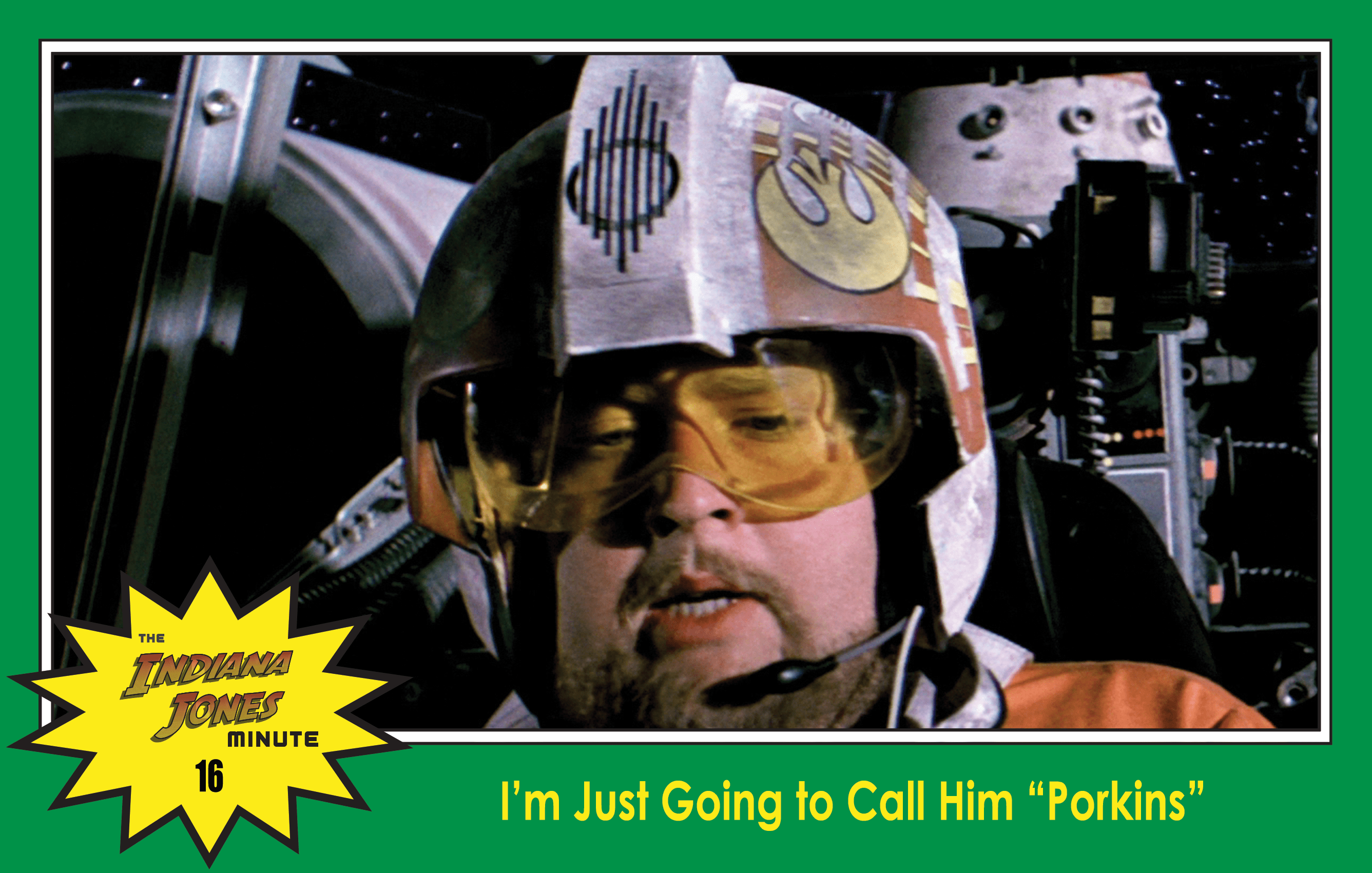 "Raiders Minute 16: I'm Just Going to Call Him ""Porkins"""