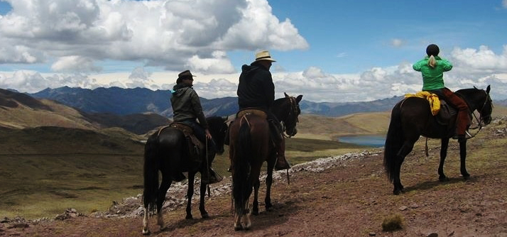 The Sacred Valley, Peruvian Andes, Peru.