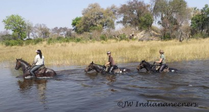 Cooling off in the Delta.