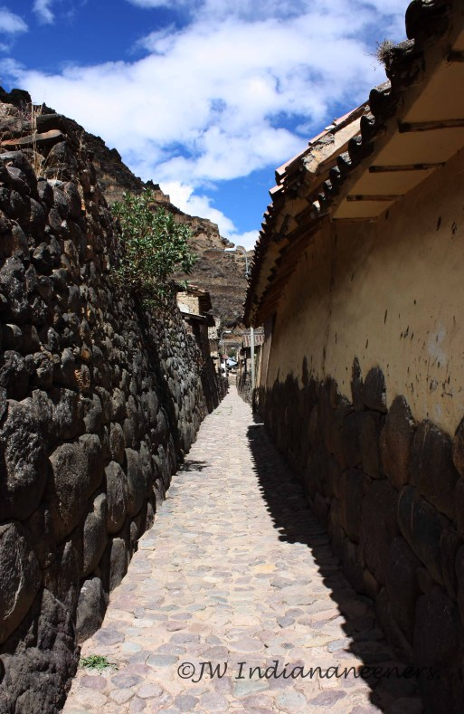 Ollyantatambo is well worth a visit....last surviving example of Inca city planning.