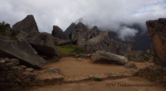 There is a mystical energy that emanates from every pore in Machu Picchu.