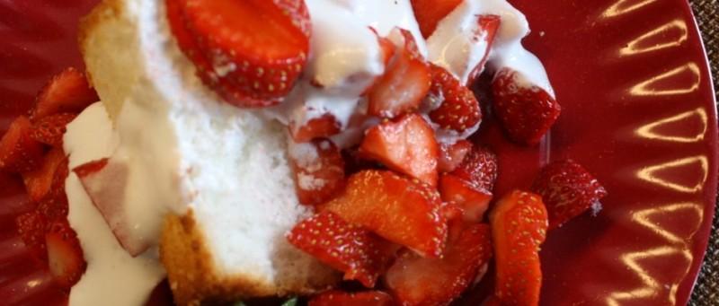 Strawberry Shortcake indiana strawberry festival