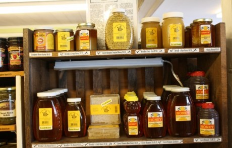 Local Indiana Honey