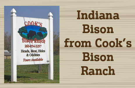indiana cooks bison ranch