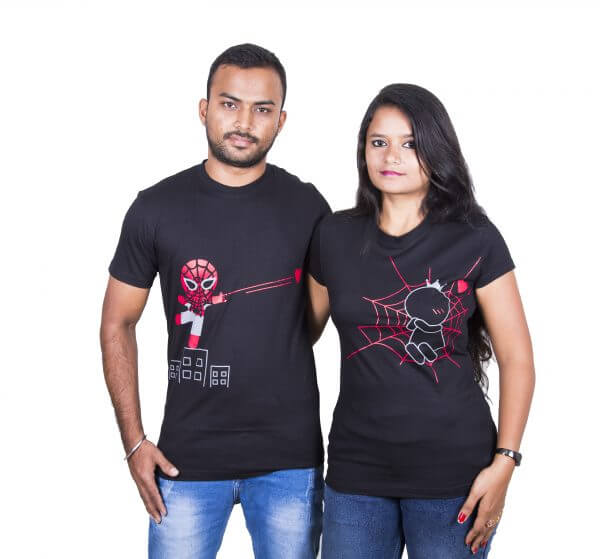 29d90394 Spiderman T-Shirts Online India | Spiderman Tees | Indian Aurochs Store