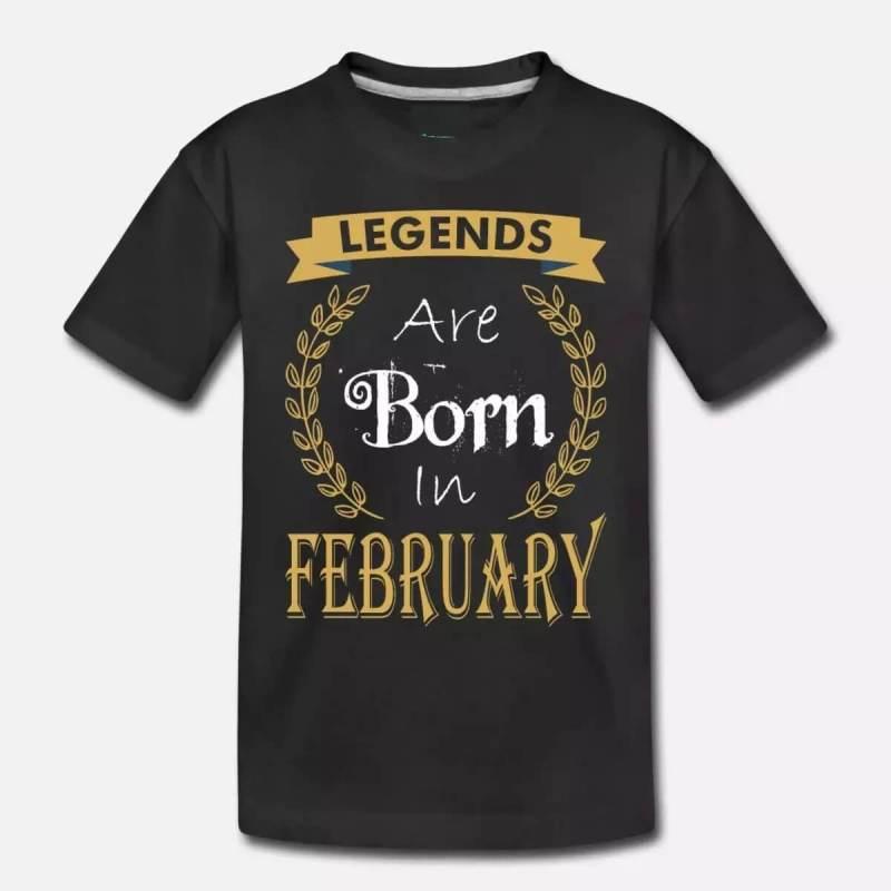 February T-Shirts