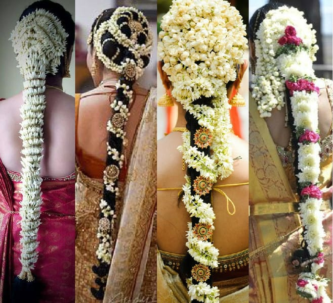 40 Beautiful South Indian Wedding Hairstyles Indian