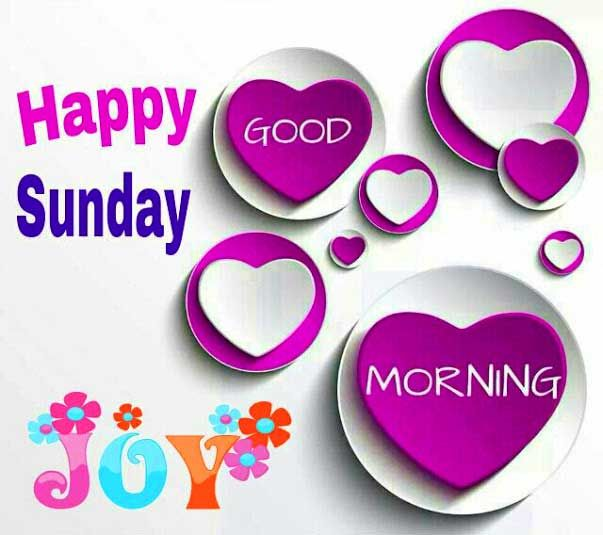 Sunday GM Quotes/Images/Pics/Wallpapers For Whatsapp