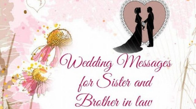 Wedding Anniversary Wishes For Sister Stuveracom
