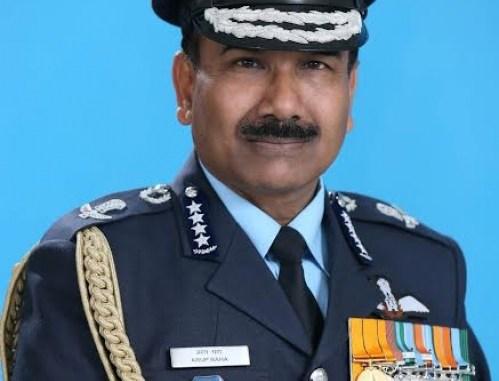 Air Chief Raha_IndianBurecracy