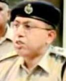 Vivek Kishore IPS