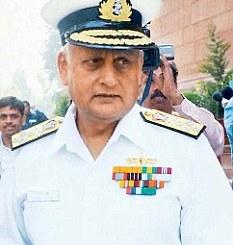 Vice Admiral PK Chaterjee-indianbureaucracy