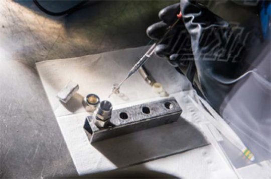 Assembling a cell to test sodium-ion- battery materials in a glove box-indianbureaucracy