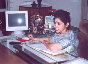 Anita Bhatnagar IAS