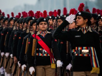 NCC Republic Day-indian