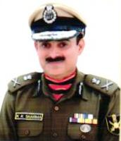 K K sharma DG BSF_indianbureaucracy