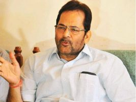 Mukhtar Abbas Naqvi-indianbureaucracy