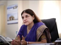 Smt Maneka Sanjay Gandhi-indianburaucracy